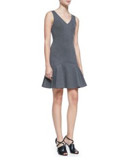 Womens Carla Sleeveless Dropped Waist Dress   Diane von Furstenberg   Night
