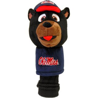 Team Golf University of Mississippi Rebels Mascot Head Cover (637556247131)