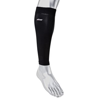 Zamst LC 1 Calf 2 pack Gradient Compression Sleeves   Size Large, Black