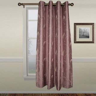 Ellis Astonish Lavender Grommet Top lined Panel   50 x 84 in.   Curtains