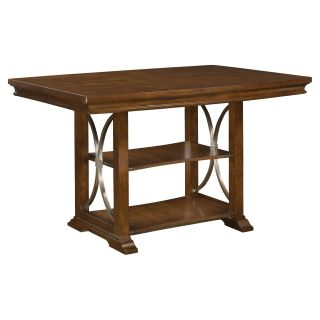 American Drew Essex Gathering Height Dining Table   Dining Tables