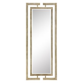 Vinta Art Deco Full Length Wall / Leaning Floor Mirror   30W x 75H in.   Wall Mirrors