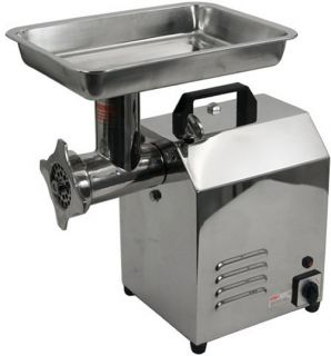TSM Products 64102 No. 12 Electric Meat Grinder   Meat Grinders