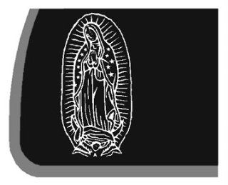 Virgin Mary Car Decal / Sticker Automotive