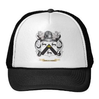 Di Ruggiero Coat of Arms Trucker Hat