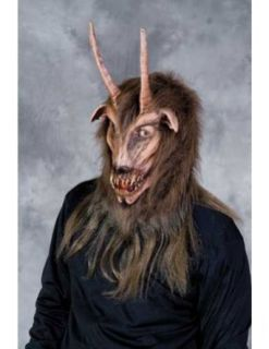 Got Your Goat Mask Halloween Costume   Most Adults Clothing
