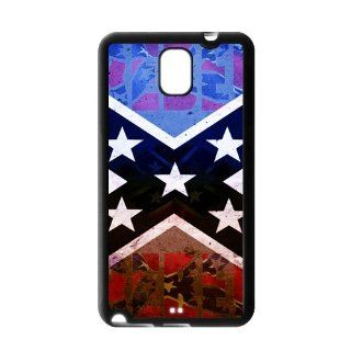 Confederate Rebel Flag Samsung Galaxy Note 3 Case Cover Cell Phones & Accessories