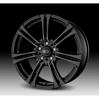 "Momo Next Matte Black Wheel (17x7""/4x100mm) Automotive"