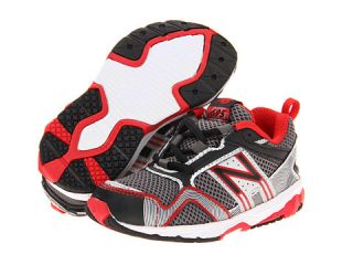 New Balance Kids Kj695 Infant Toddler Red Black