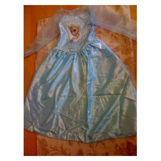 Frozen Princess Elsa Costume Size Small 5/6   5T Toys & Games