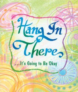 Blue Mountain Arts Hand in There It's Going to be Okay Little Keepsake Book (KB224)  Printer And Copier Paper