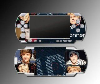 One Direction Up All Night Video Game Vinyl Decal Cover Skin Protector 34 Sony PSP Playstation Portable 1000 Video Games