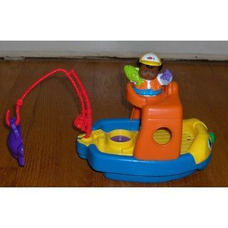 Fisher Price Little People Sail n Float Boat Toys & Games