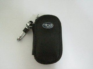 Subaru Leather Car Beautiful Luxurious Accesories Cool Keychains, Key Ring, Small Chain, Key Fob for Men, Women  Vehicle Security Complete Systems