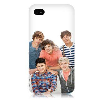 Ecell   ONE DIRECTION 1D BRITISH BOY BAND BACK CASE COVER FOR APPLE IPHONE 4 4S Cell Phones & Accessories