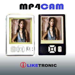 ILikeTronic 1GB 1G MP4Cam 3MP Digital Camera Camcorder MP4 Player with SD Card Slot and Outside Speaker (B2504)   Players & Accessories