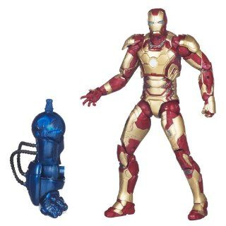 Marvel Iron Man Marvel Legends Iron Man Mark 42 Figure 6 Inches Toys & Games
