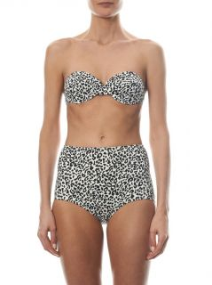 Hollywood leopard bikini briefs  Prism