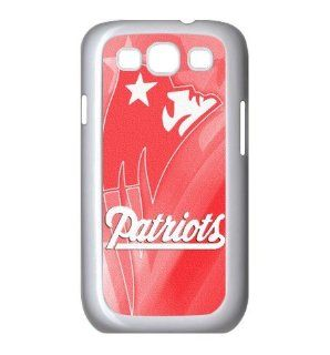 Fitted Samsung Galaxy S3 Cases Women's Day present NFL Patriots logo back covers Cell Phones & Accessories