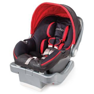 Summer Infant Prodigy Infant Car Seat, Jet Set  Rear Facing Child Safety Car Seats  Baby