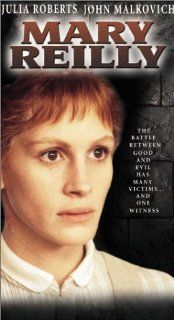 Mary Reilly [VHS] Julia Roberts, John Malkovich, George Cole, Michael Gambon, Kathy Staff, Glenn Close, Michael Sheen, Bronagh Gallagher, Linda Bassett, Henry Goodman, Ciar�n Hinds, Sasha Hanau, Stephen Frears, Iain Smith, Lynn Pleshette, Nancy Graham Tan