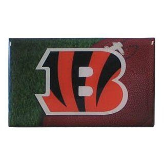 NFL Cincinnati Bengals Fridge Magnet  Sports Related Magnets  Sports & Outdoors