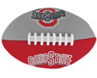 Champion Treasures NCAA Ohio State Buckeyes Football Smasher  Sports Related Collectible Footballs  Sports & Outdoors
