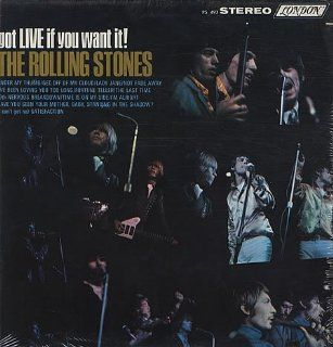 Rolling Stones Got Live If You Want It Music