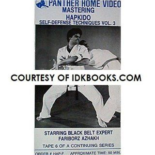 Hapkido Self Defense Techniques Volume 3 (VHS) **SHIPS SAME DAY** Hapkido Movies & TV