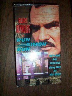 Run Simon Run [VHS] Burt Reynolds, Inger Stevens, Royal Dano, James Best, Rodolfo Acosta, Don Dubbins, Joyce Jameson, Barney Phillips, Herman Rudin, Eddie Little Sky, Ken Lynch, Marsha Moode, Martin G. Soto, Rosemary Eliot, George McCowan Movies & TV