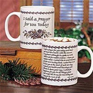 I Said A Prayer   Mug   11 oz. Kitchen & Dining