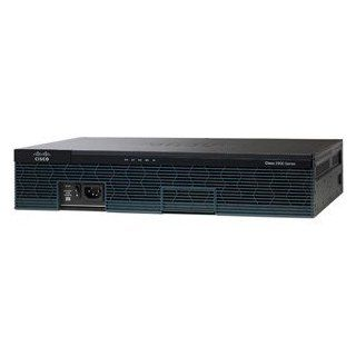 Cisco 2901 Integrated Services Router. 2901 VOICE SEC BUNDLE PVDM3 16 UC & SEC LICENSE PAK CONFIG. 2 x PVDM, 4 x HWIC, 2 x CompactFlash (CF) Card, 1 x Services Module   2 x 10/100/1000Base T WAN Electronics
