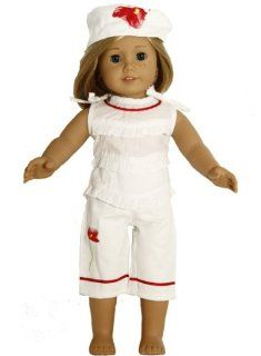 BUYS BY BELLA Poppy Pant Sent for 18 Inch Dolls Like American Girl Toys & Games