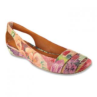 Gentle Souls It's So Fun  Women's   Floral Printed Leather