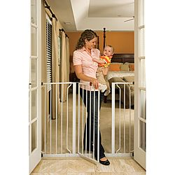 Regalo Extra Tall Wide Span Safety Gate   14001184