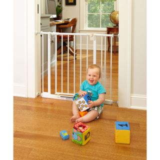 North States Easy Close Metal Gate with Two Extensions   12596018