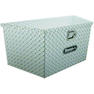 Buyers Products Company 49 in. Aluminum Trailer Tongue Tool Box 1701385