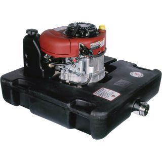Darley Dolphin Self-Priming High-Volume Floating Water Pump — 24,000 GPH, 11 HP 390cc Honda GXV390 Engine, 2 1/2in. Discharge/4in. Suction Ports, Model# HE11F  Engine Driven Clear Water Pumps