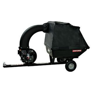 Craftsman 44 High Speed Sweeper Attachment for Riding Mowers