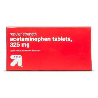up & up™ Acetaminophen 325 mg Regular Strength Pain Reliever/Fever