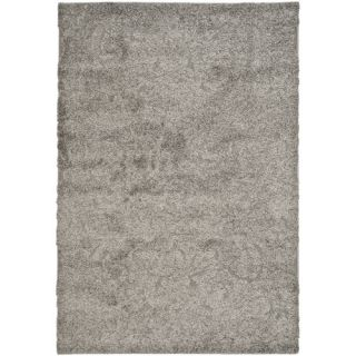 Safavieh Florida Shag Dark Gray Area Rug