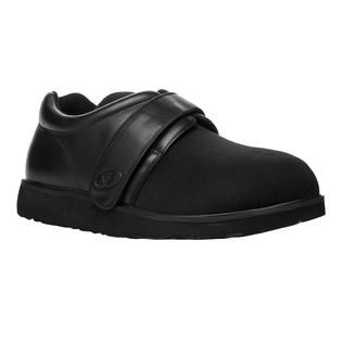 Propet USA Mens PEDWALKER 3 Black Oxford Wide widths available