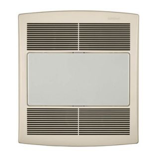 Broan Nutone Ultra Silent 80 CFM Energy Star Bathroom Exhaust Fan with