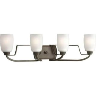 Progress Lighting Wisten Collection 4 Light Antique Bronze Vanity Fixture P2797 20