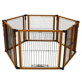 Cardinal Gates 26.5 in. H x 12 ft. W x 1 in. D Perfect Fit Pet Gate PFPG