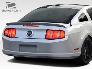 2010 2012 Ford Mustang Duraflex Eleanor Rear Bumper Cover   1 Piece