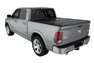2009 2016 Dodge Ram Folding Tonneau Covers   UnderCover FX31006   UnderCover Flex Tonneau Cover