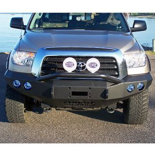 Road Armor Stealth Base Front Bumper With Pre Runner Guard 2007 2010 Toyota Tundra