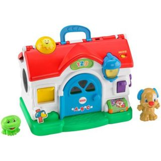 Fisher Price Laugh & Learn Puppy's Activity Home