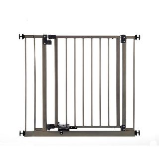 North States Slide Step & Open Gate  Burnished Steel    North States Industries